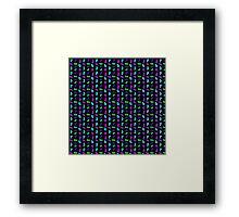 Tetrimatic Framed Print