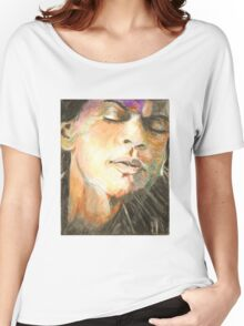 Dilwale Emotion-King Khan Shtyle Women's Relaxed Fit T-Shirt