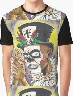 BARON VON VOODOO Graphic T-Shirt