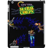 Contra Hard Corps (Sega Genesis) iPad Case/Skin