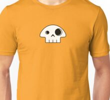 Mushroom Skull - small Unisex T-Shirt