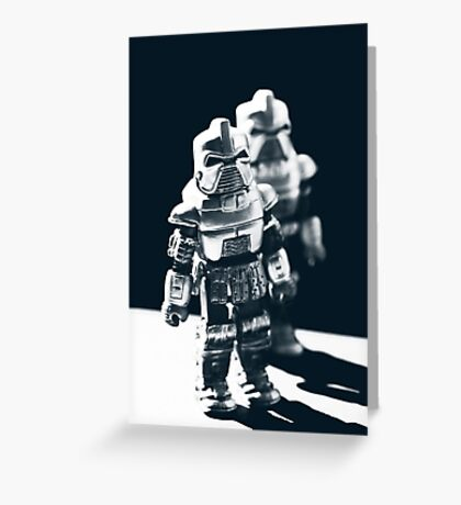 By your command Greeting Card
