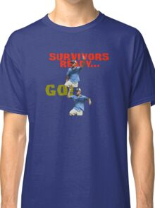 Survivors Ready... Go! Classic T-Shirt