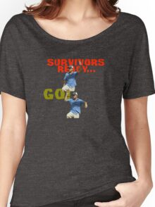 Survivors Ready... Go! Women's Relaxed Fit T-Shirt