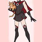 Sailor Starkilla by annmonster