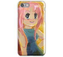Paint Pastel Princess iPhone Case/Skin
