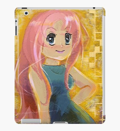 Paint Pastel Princess iPad Case/Skin