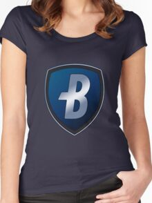 Blue Coats Women's Fitted Scoop T-Shirt