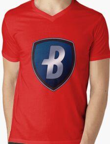 Blue Coats Mens V-Neck T-Shirt