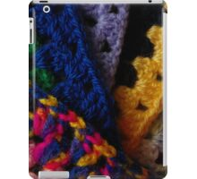 Knit One iPad Case/Skin