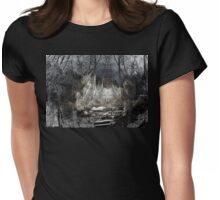 The Cloud Altar Womens Fitted T-Shirt