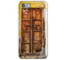 Rajasthan Doors #3 iPhone Case/Skin