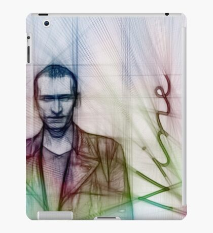 The Ninth Doctor, Doctor Who iPad Case/Skin