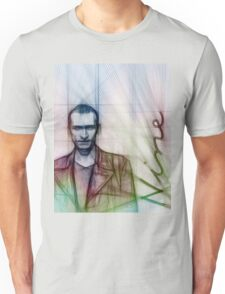 The Ninth Doctor, Doctor Who Chris Eccleston  Unisex T-Shirt