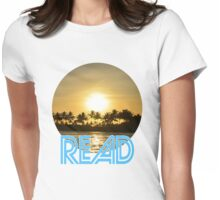 The Perfect Escape Womens Fitted T-Shirt
