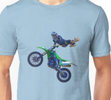 Motocross Aerial Stunt-rider II Unisex T-Shirt