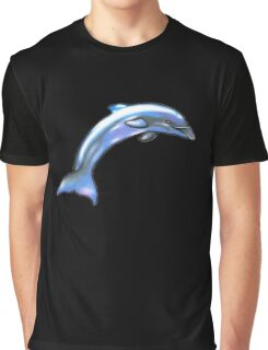 Dolphin Graphic T-Shirt