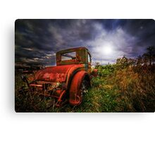 Ole Rusty Canvas Print