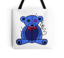 blue ted Tote Bag