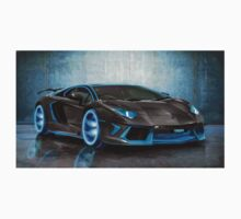 Lamborghini (T-shirt, Phone Case & more) Kids Tee