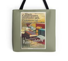 Reference at the Metcalfe 2016 - tote bags Tote Bag
