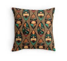 MCM Tiki Lounger Throw Pillow