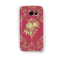 Wine and Roses Book  Samsung Galaxy Case/Skin