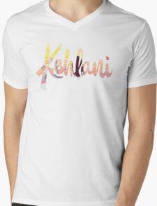 Kehlani Mens V-Neck T-Shirt