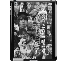 Darren Criss, Not Alone iPad Case/Skin
