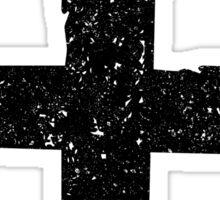 Organ Donor Black Sticker