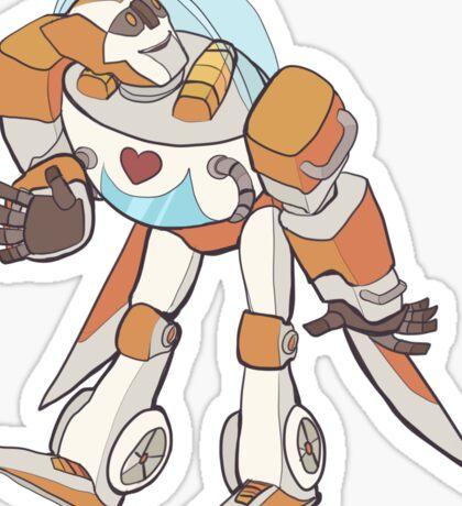 Blades Sticker