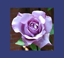Sunlit Blue Moon Rose T-Shirt