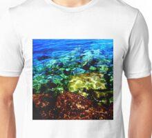 Greek Sea Water Edit Unisex T-Shirt