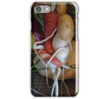 Fun with Veggies iPhone Case/Skin