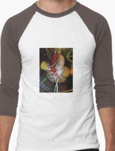 Fun with Veggies Men's Baseball ¾ T-Shirt