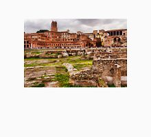 Trajan's Market and Forum - Impressions Of Rome Unisex T-Shirt