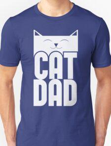 Cat Dad Unisex T-Shirt