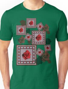 Red Rose Unisex T-Shirt
