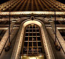 Old Republic Building by Adam Bykowski
