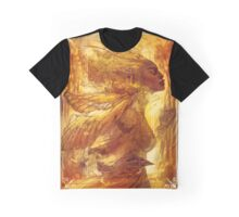 The Fae Queen (autumn) Graphic T-Shirt