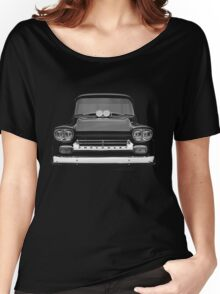 1958 Chevy Apache Women's Relaxed Fit T-Shirt