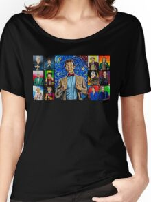 The Doctor of the Universe - The Promise Women's Relaxed Fit T-Shirt