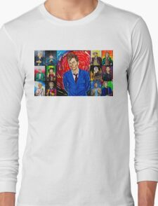 The Doctor of the Universe - The Hero Long Sleeve T-Shirt