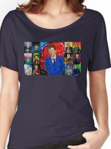 The Doctor of the Universe - The Hero Women's Relaxed Fit T-Shirt