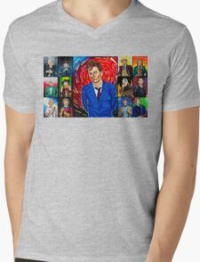The Doctor of the Universe - The Hero Mens V-Neck T-Shirt
