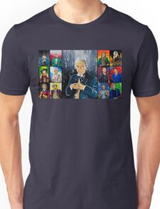 The Doctor of the Universe - The First Unisex T-Shirt