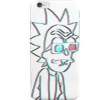 Rick 3D iPhone Case/Skin
