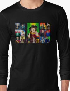 The Doctor of the Universe - The Icon Long Sleeve T-Shirt