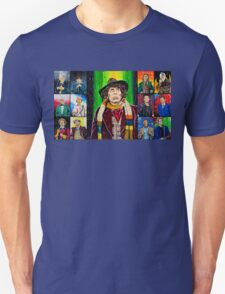 The Doctor of the Universe - The Icon Unisex T-Shirt
