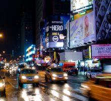 Time Square Sticker